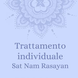 Trattamento Individuale di Sat Nam Rasayan