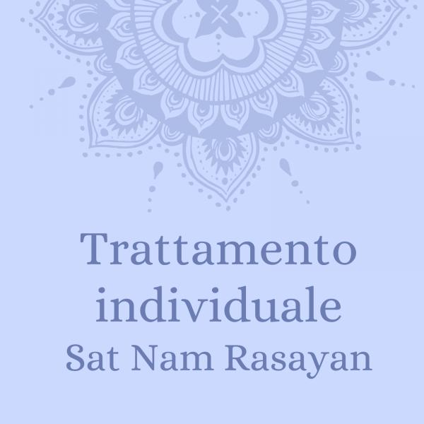 Trattamento Sat Nam Rasayan