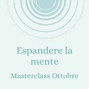 Masterclass Ottobre