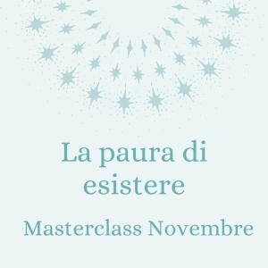 Masterclass Novembre