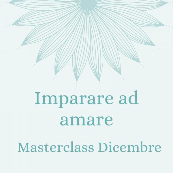 Masterclass dicembre